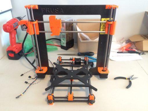 Build of Prusa i3 MK2